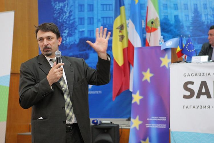 Anatolie Terzi povesteşte despre cum SARD va susţine agricultrua şi dezvoltarea rurală în sudul Moldovei